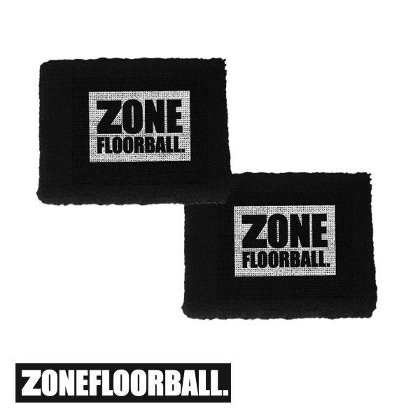 Zone Schweißband LOGO schwarz