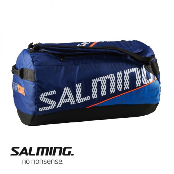 Salming Sporttasche PRO TOUR Duffel Blau/Orange