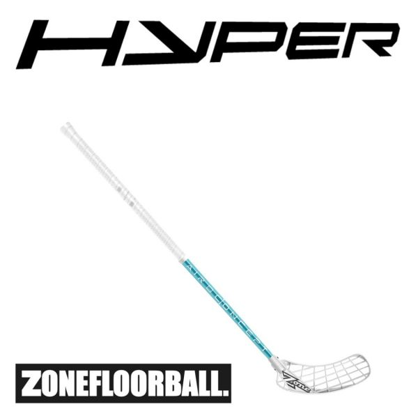Zone HYPER AIR Superlight 27 Jamasi Edt. Weiß/Türkis