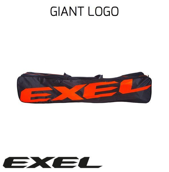 Exel Toolbag GIANT LOGO Schwarz/Orange