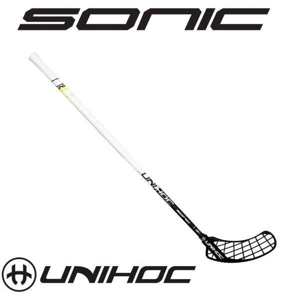 Unihoc SONIC 30 Weiß/Schwarz