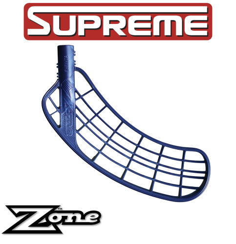 Zone SUPREME Medium+ blau