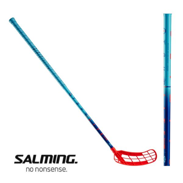Salming QUEST 1 Tourlite Touch 27 navy/blau