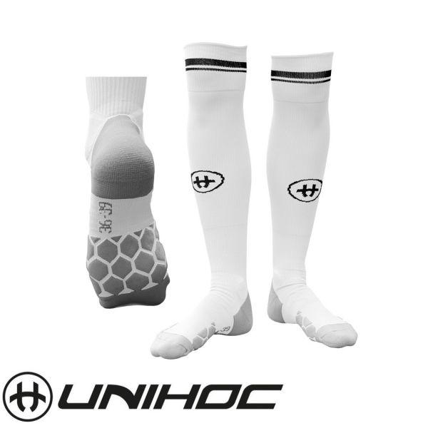 Unihoc Stutzen XLNT weiß