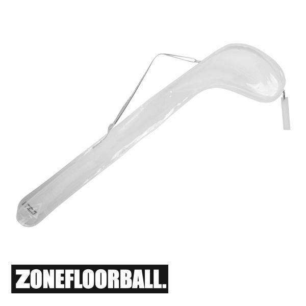 Zone Schlägertasche SEETHROUGH Junior transparent
