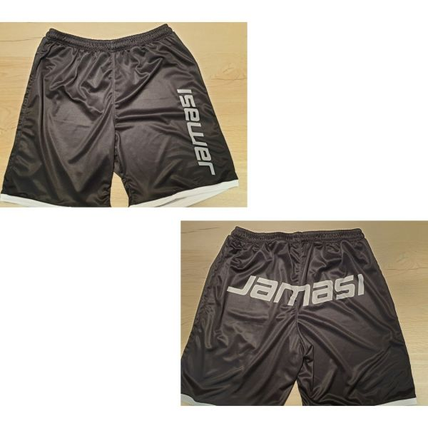 JAMASI Shorts 2.0 schwarz