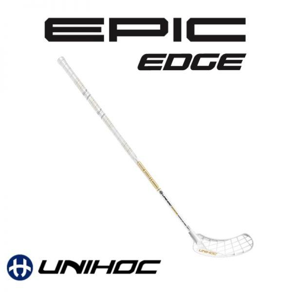 Unihoc EPIC EDGE Curve 1.0° 26 weiß