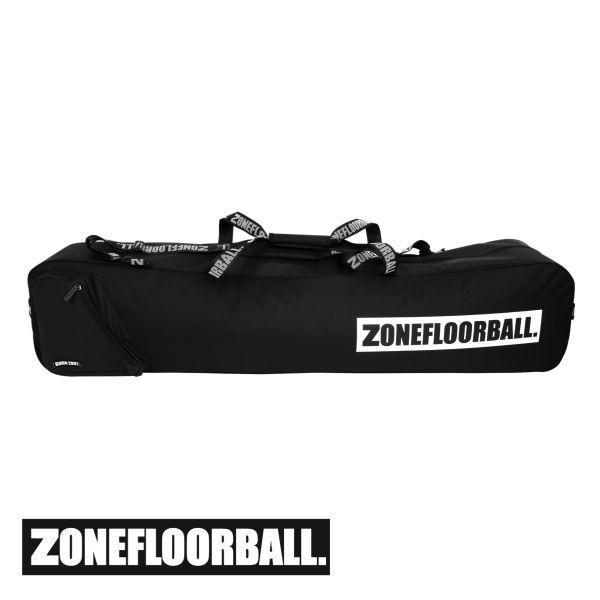 Zone Toolbag BRILLIANT schwarz/grau (20 Schläger)