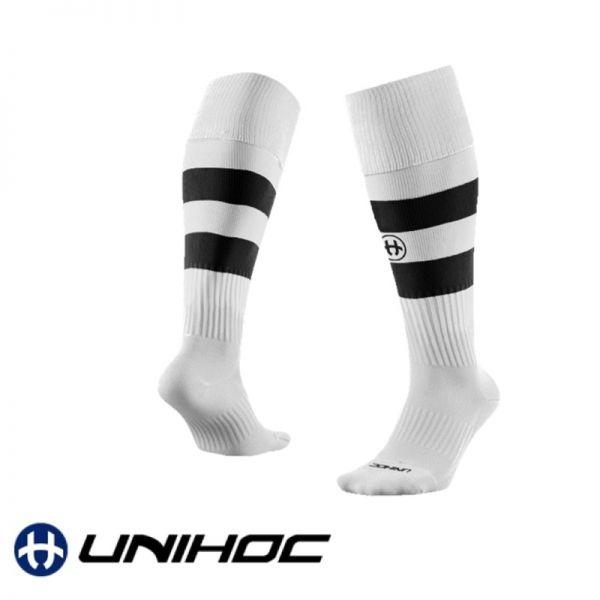Unihoc Stutzen CONTROL weiß
