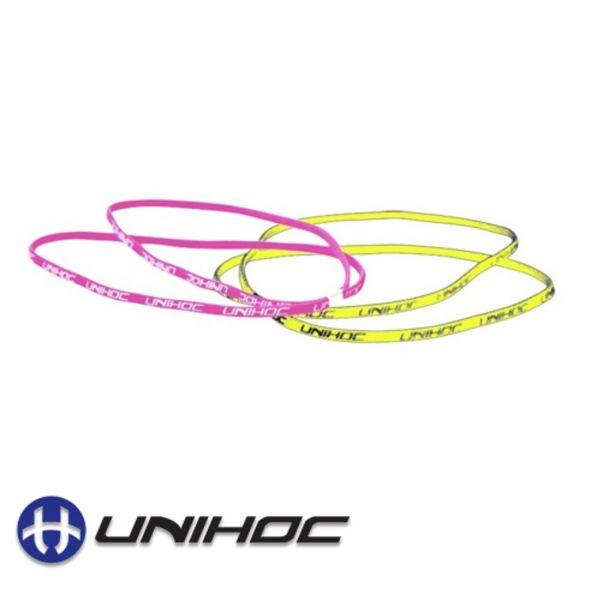 Unihoc Haarband TOTTI neon (2er-Pack)