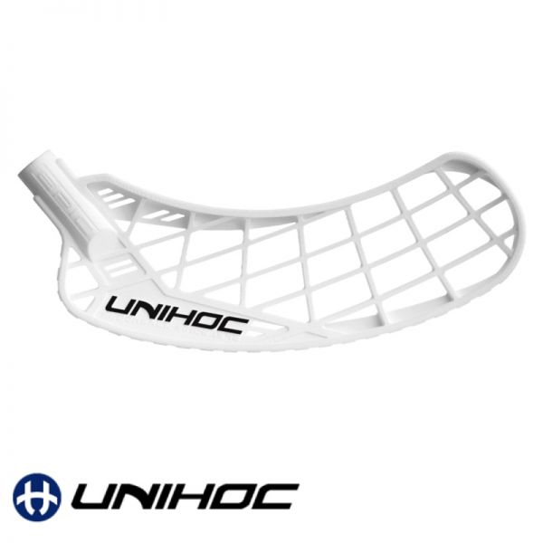 Unihoc EPIC Hart weiß