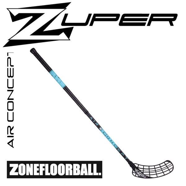 Floorball Schläger - Zone Zuper Air Superlight 2.0 27