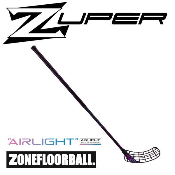 Zone ZUPER Airlight 27 schwarz/rainbow