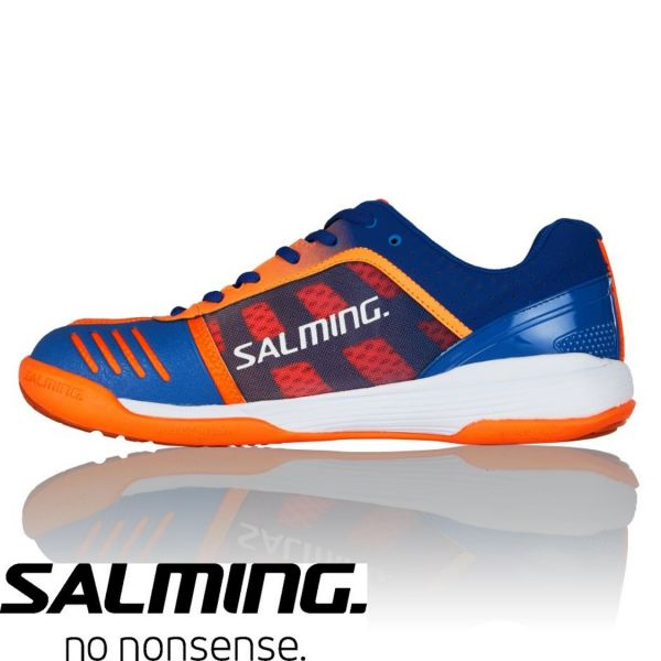 Salming Schuh FALCO Blau/Orange