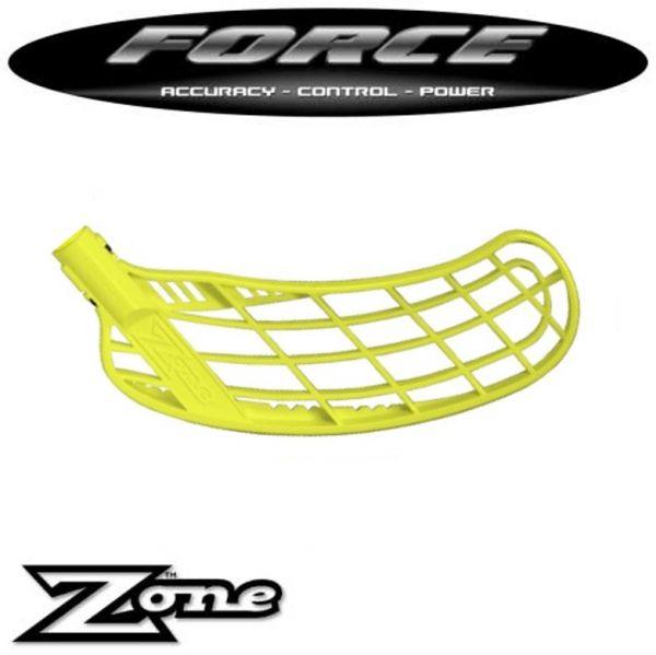 Zone Force Medium neon gelb