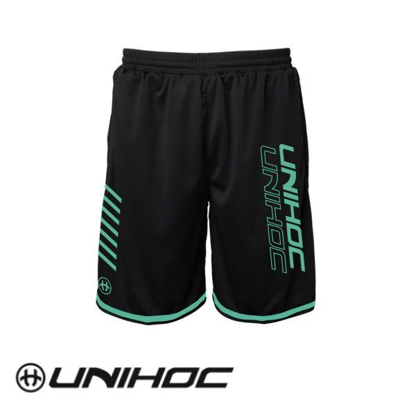 Unihoc Shorts VENDETTA türkis