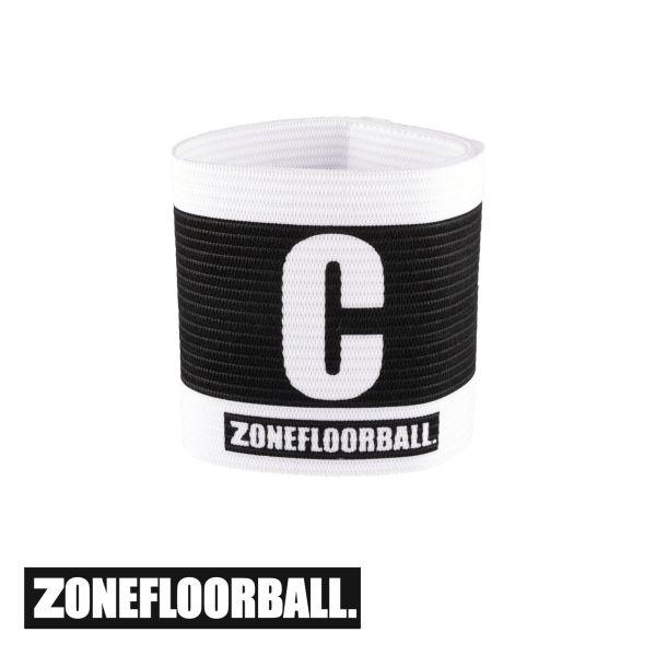 Zone Kapitänsbinde GENERAL Schwarz/Weiß