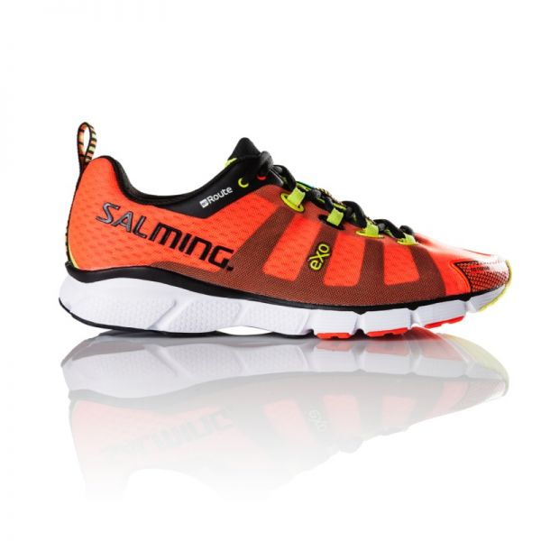 Salming Laufschuh EnROUTE Magma Rot