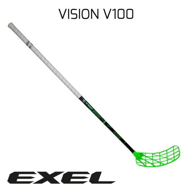 Exel VISION V100 2.9 Schwarz
