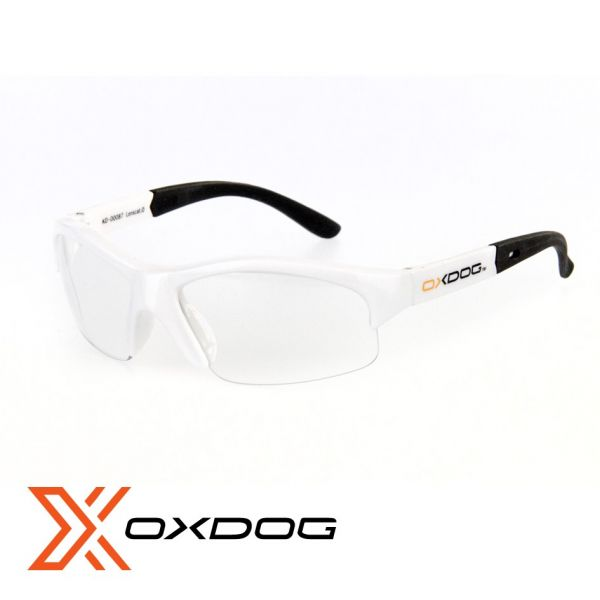 Oxdog Sportbrille TOP Junior weiß