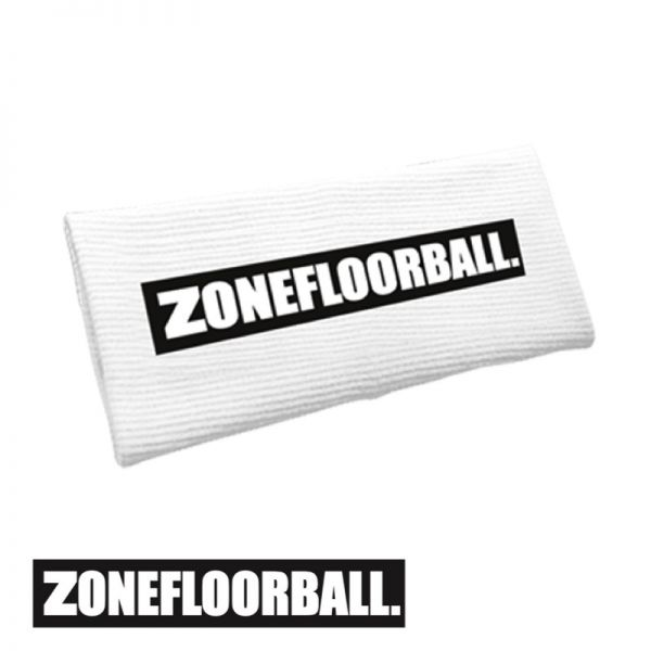 Zone Schweißband HYPE King Size weiß