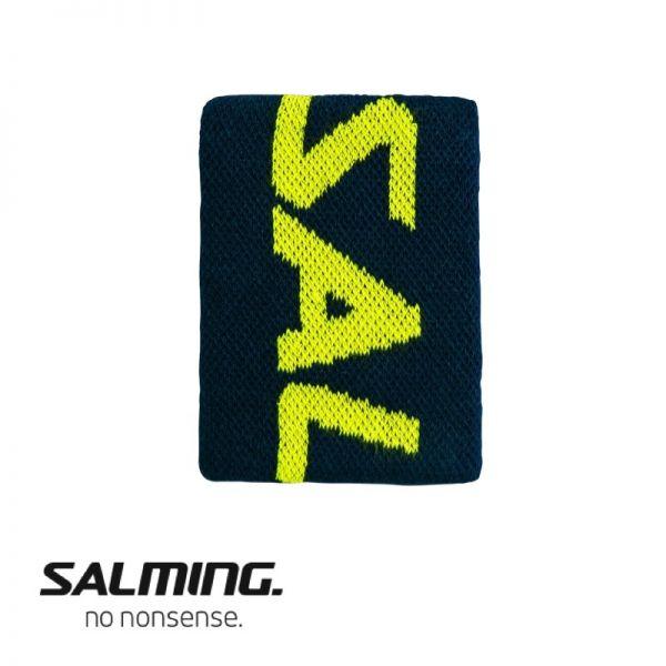 Salming Schweißband MID Navy