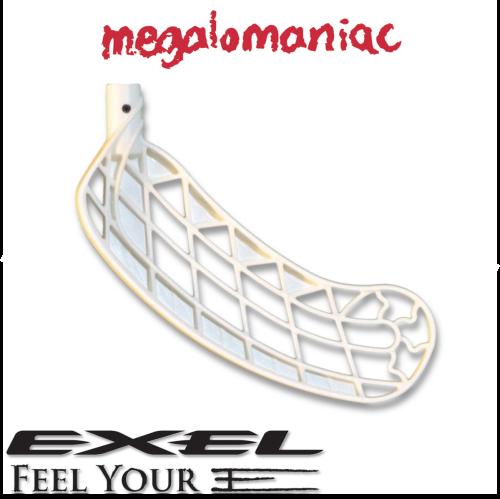 Exel Blade MEGALOMANIAC Medium weiß