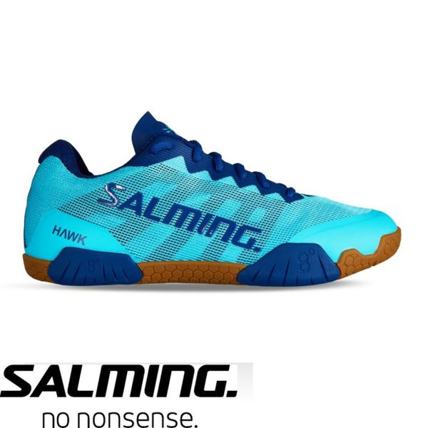 Salming Schuh HAWK Damen türkis/blau