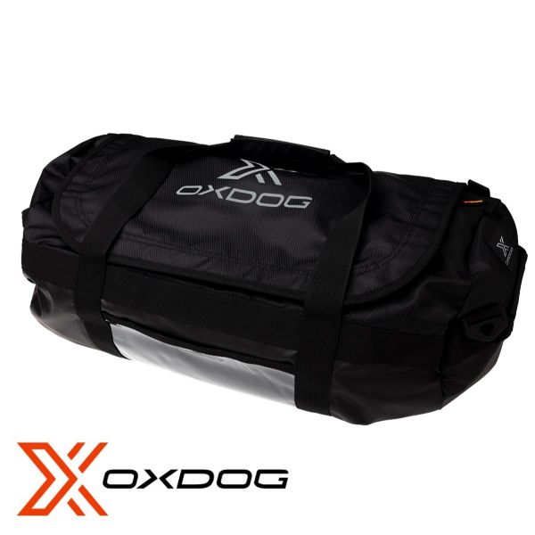 Oxdog Floorball Sporttasche OX2 Duffel schwarz