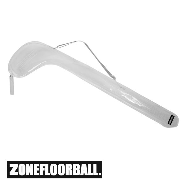 Zone Floorball Schlägertasche SEETHROUGH Senior transparent
