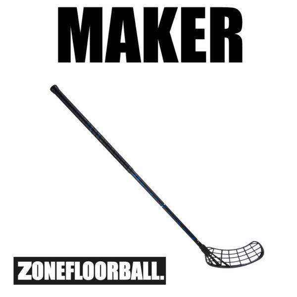 Zone MAKER AIR Superlight 27 Black Edt. schwarz/blau