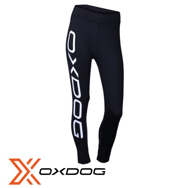 Oxdog Tights TECH LADIES schwarz