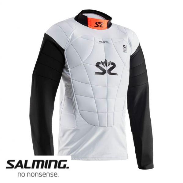 Salming TW-Weste E-SERIES weiß/orange