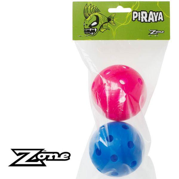 Zone Piraya 2-Pack Pink/Blau