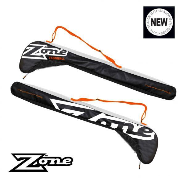 Zone Stickbag MEGA schwarz/weiß Junior