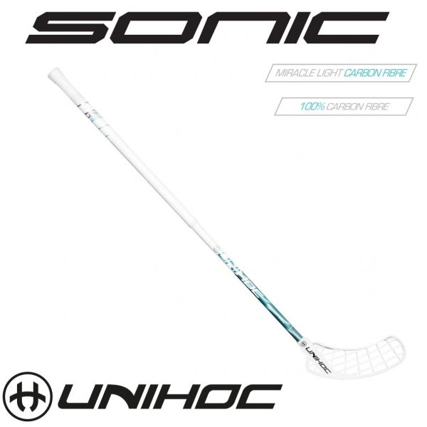 Unihoc SONIC Miracle Light 26 Weiß