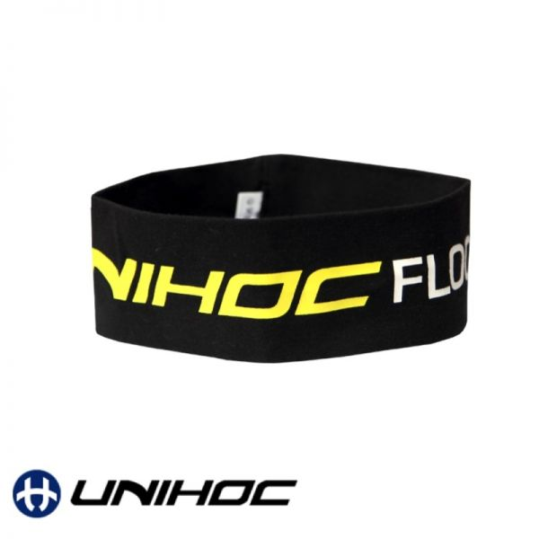 Unihoc Stirnband HASHTAG schwarz