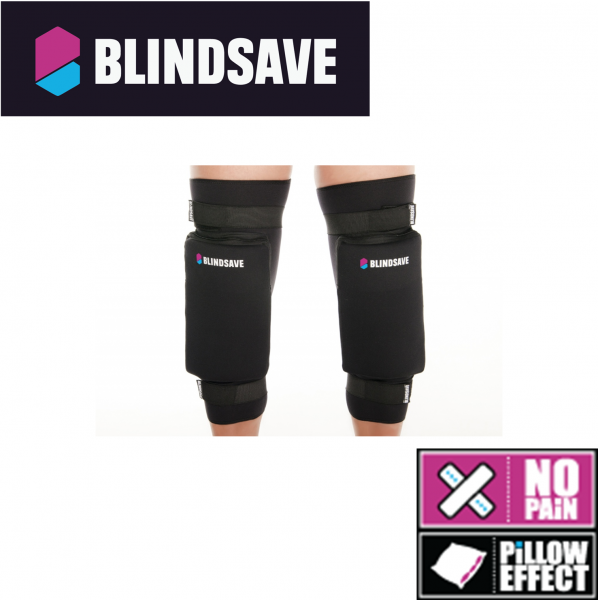 BLINDSAVE Knieschoner KNEE PAD soft