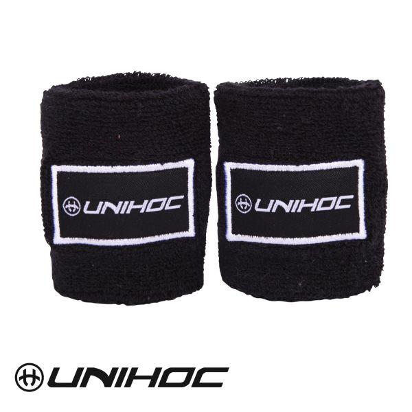 Unihoc Schweißband Terry 2er Pack