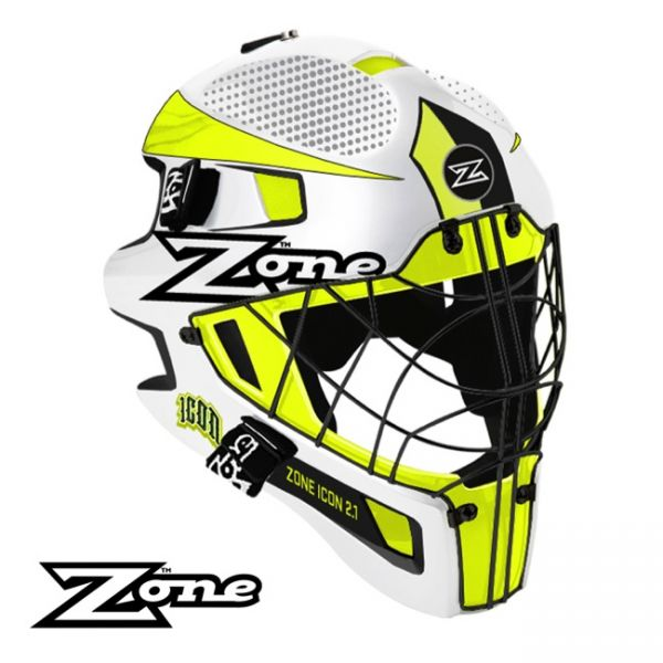 Zone ICON 2.1 neon gelb