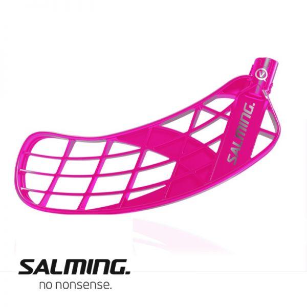 Floorball Kelle Salming QUEST 5 Endurance Medium Pink (Blade)
