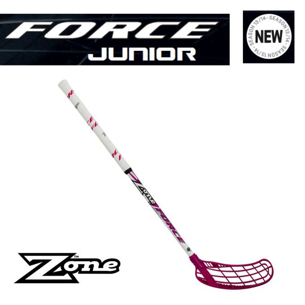 Zone FORCE JR. 35 magenta