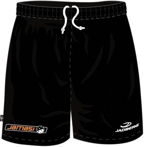JAMASI Shorts kurz schwarz