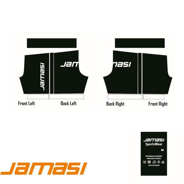 Jamasi Shorts 2.0 in neuem Design
