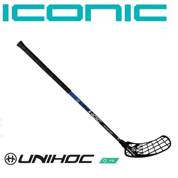 Unihoc ICONIC Composite 34 JAMASI Edition schwarz/blau