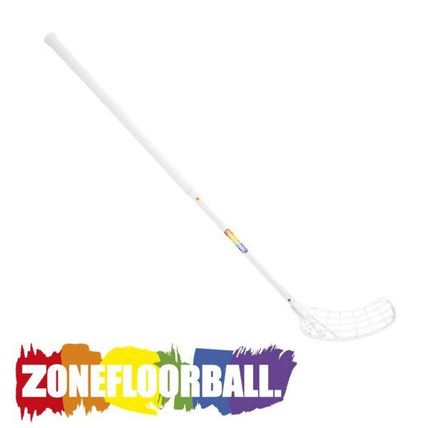 Zone MAKER Ultralight 27 PRIDE Edt. weiß/rainbow