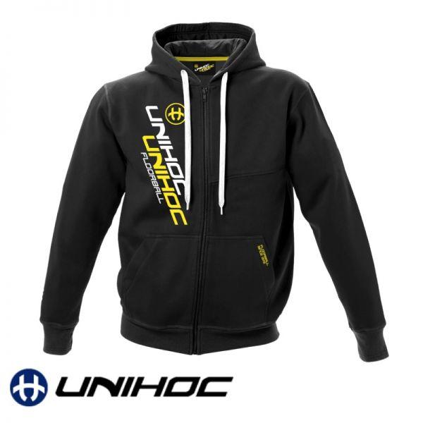 Unihoc Hoodie SEATTLE schwarz