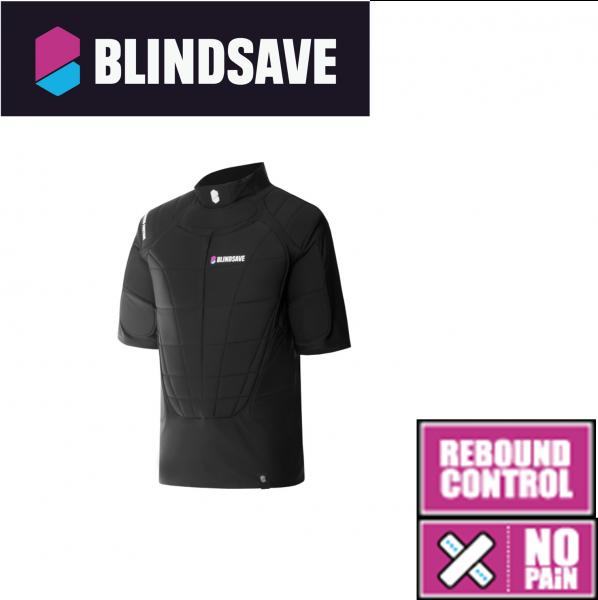 BLINDSAVE Schutzweste mit Reboundkontrolle