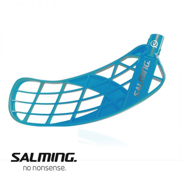 Salming QUEST 5 Touch Medium Blau (Kelle)