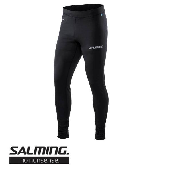 Salming Running Core Tights Women schwarz - vorne